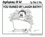 Explosions Of Id - Laugh Bath